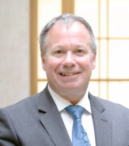 Chief Executive of Hackney Council Tim Shields