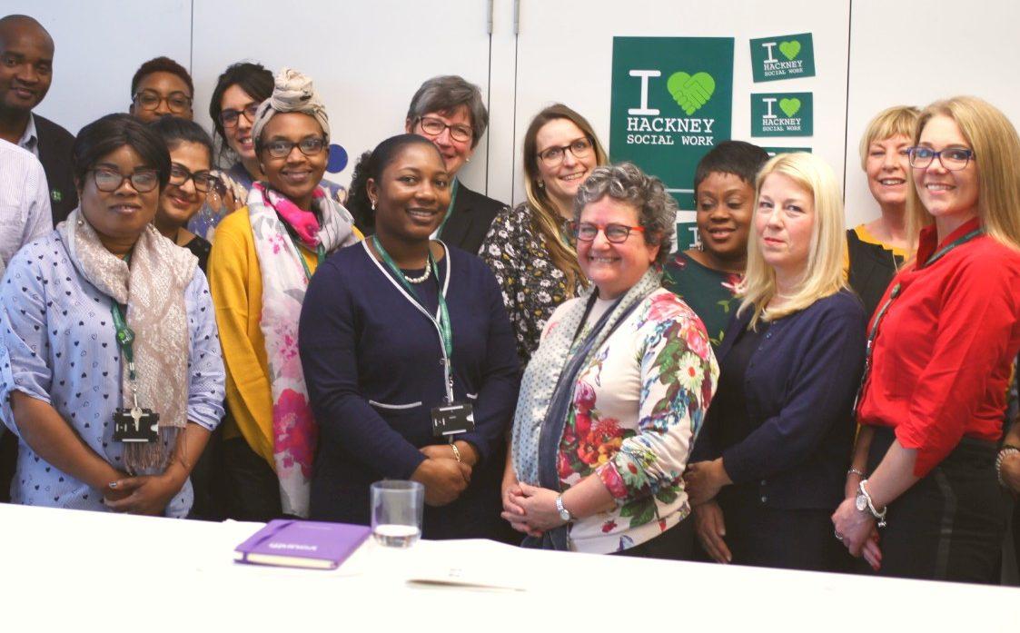 Social Workers   Find Yourself in Hackney