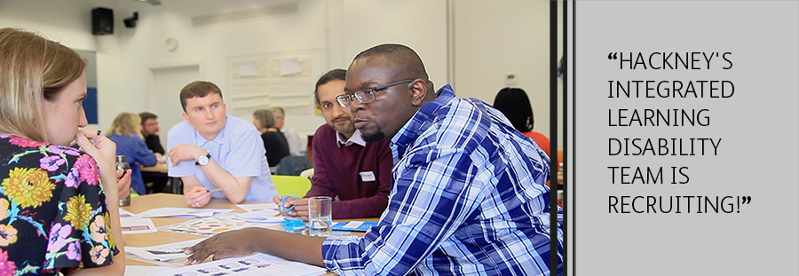 Hackney's Integrated Learning Disability Service (ILDS)
